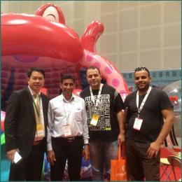 DEAL 2015 in Dubai