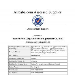 Bureau Veritas Supplier Assessment Report
